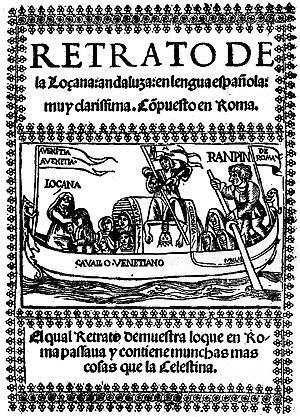Francisco Delicado - La Loçana andaluza, Venice, 1528.