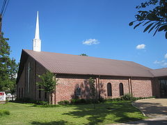 Revised First Baptist Church of Kennard, TX IMG 1798.JPG