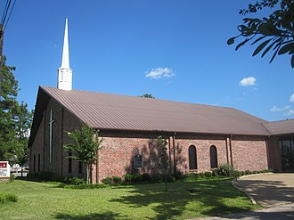 Kennard, Texas - First Baptist Church of Kennard was formerly active in the prohibitionist movement.