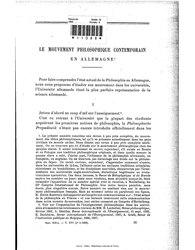Revue de métaphysique et de morale, numéro 5, 1908