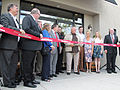 Ribbon cutting of the Foyt Wine Vault - 2015 - Sarah Stierch - 1.jpg