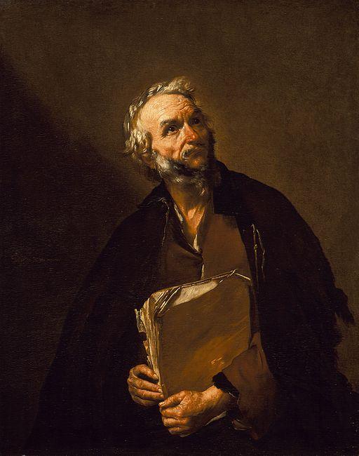 """Plato"" by Jusepe de Ribera – Joy of Museums"