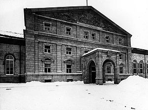 Thomas McKay - Image: Rideau Hall in 1916