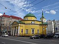 Riga, chiesa ortodossa di sant'Aleksandr Nevskij.jpg