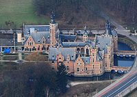 Rivierenhof castle, Deurne (Antwerp, Belgium).jpg
