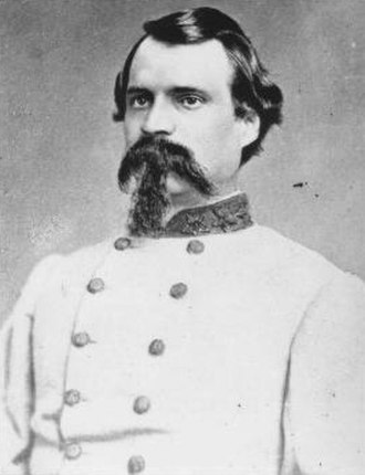 Battle of Appomattox Station -  Brigadier General Reuben Lindsay Walker