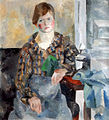Robert Falk Portrait of a Woman 1917.jpg