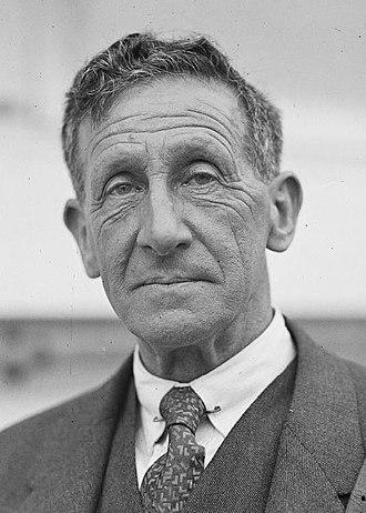 Robert Garran - Garran in 1931