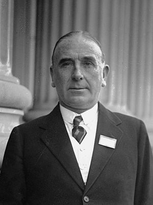 Secretary of State for Employment - Image: Robert Horne cropped