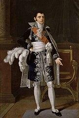 Portrait of Anne-Jean-Marie-René Savary, Duke of Rovigo (1774-1833)