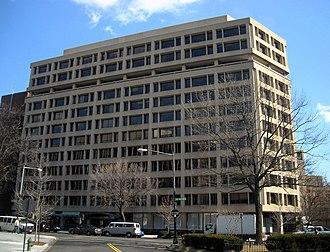 Akin Gump Strauss Hauer & Feld - Image: Robert S. Strauss Building