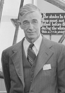 Robert Gordon Sproul President of the University of California