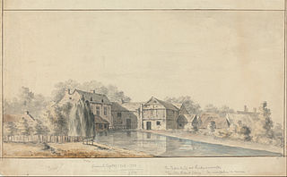 The Paper Mill at Rickmansworth