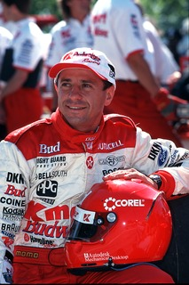 Roberto Moreno racecar driver