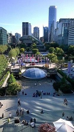 Robson Square Wikipedia