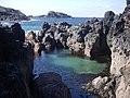 Rock pool - Ru' an Eisg Mhoir - geograph.org.uk - 576324.jpg