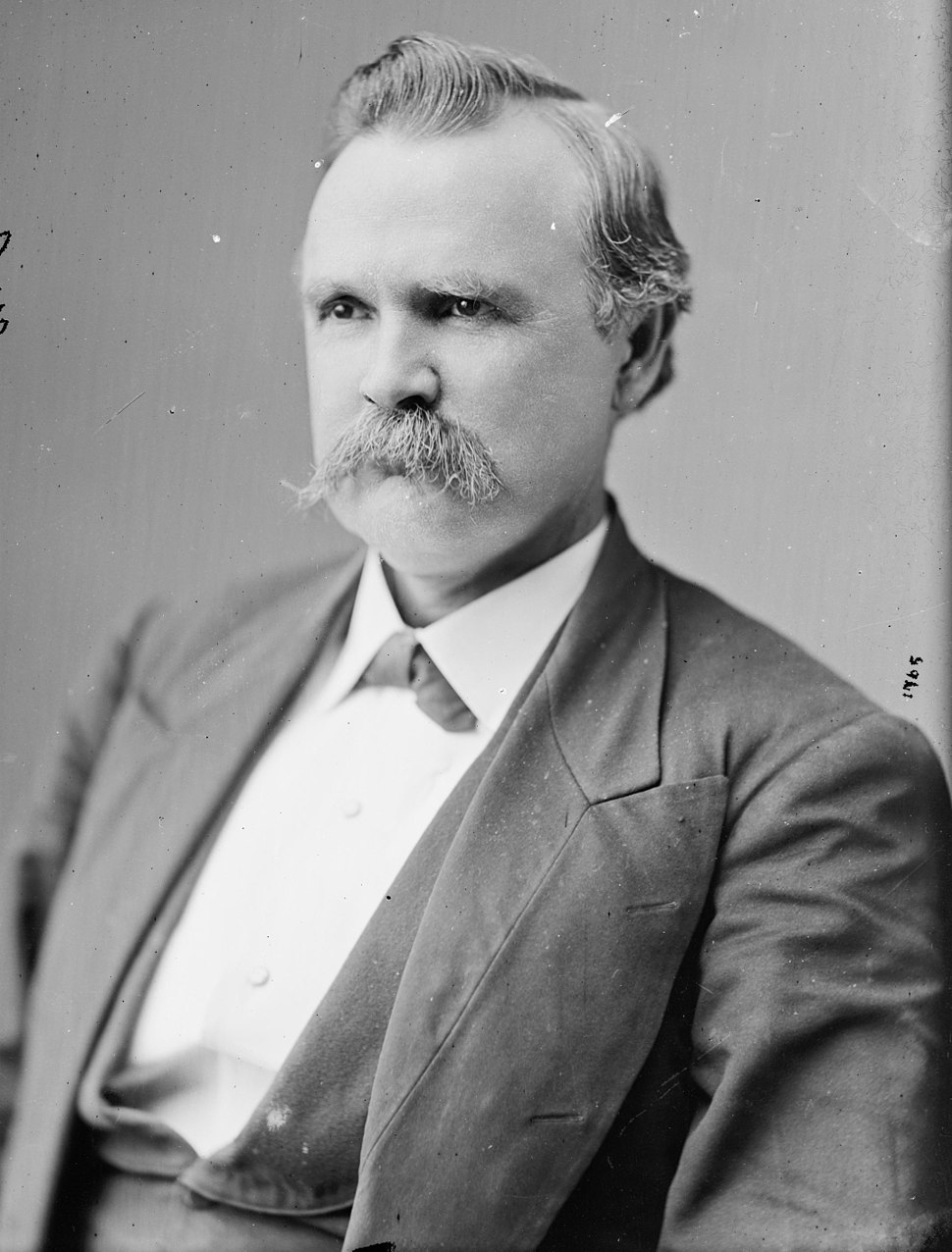 Roger Q. Mills - Brady-Handy