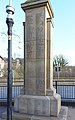 Roll of honour, Seaforth and Waterloo War Memorial 2.jpg