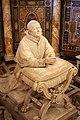 Rom, Santa Maria Maggiore, Skulptur Pius IX.JPG