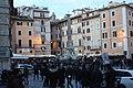 Rom, der Platz Piazza della Rotonda.JPG