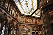 Roma - Galleria Alberto Sordi ex Galleria Colonna