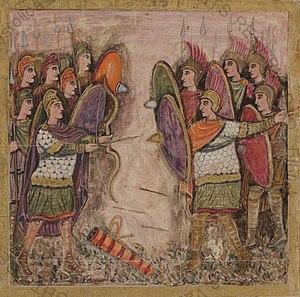 Trojan Battle Order - War of Troy Vergilius Romanus