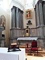 Roman Catholic Sanctuary of the Visitation of the Blessed Virgin Mary in Bilshivtsi, Ukraine (main altar).jpg