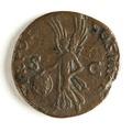 Romerskt bronsmynt med segergudinnan Victoria - Skoklosters slott - 110664.tif