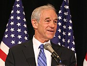 Paul at the 2007 National Right to Life Committee Convention in Kansas City, Missouri, June 15, 2007.