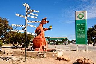 Border Village Town in South Australia