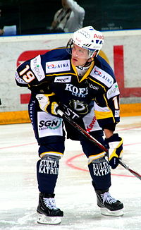 Roope Talaja of the Espoo Blues - 20100812.jpg