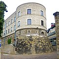 Round Tower, Oxford Castle.JPG