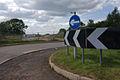 Roundabout - Cawston Grange Drive - geograph.org.uk - 1356476.jpg
