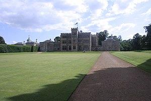 Rousham House - Rousham House.