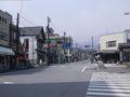 Route 119 & Tobu Nikko Station-2006-03-21.jpg