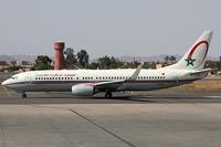CN-ROJ - B737 - Royal Air Maroc