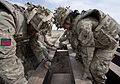 Royal Engineers Building Bridges in Afghanistan MOD 45154712.jpg