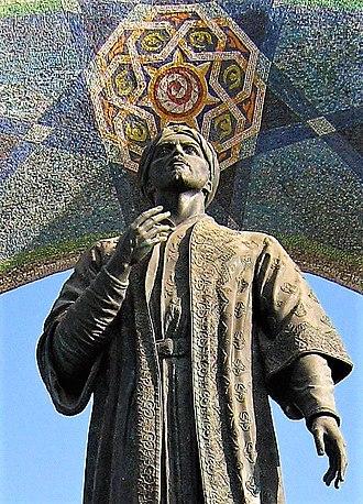 Rudaki - Image: Rudaky dushanbe (Cropped)