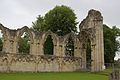 Ruins of St Mary's Abbey, York 2.jpg