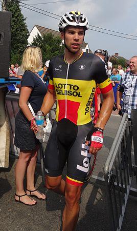 Rumillies (Tournai) - Tour de Wallonie, étape 1, 26 juillet 2014, arrivée (B04).JPG
