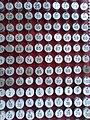 Runde Schlüsselanhänger mit Nummern aus Aluminium.JPG