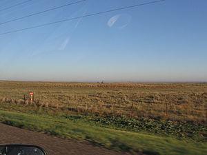 Beaver County, Oklahoma - Image: Rural Beaver County Oklahoma