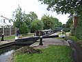 Rushall Canal - Lock No 3 - geograph.org.uk - 925571.jpg