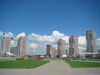 Russia. Khabarovsk. Industrialny City District 2016.jpg
