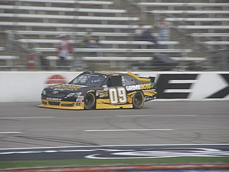 Ryan Truex - Truex in 2012 at Texas Motor Speedway