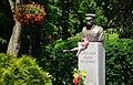 Rypin, park im. Marszałka J. Piłsudskiego, popiersie.jpg