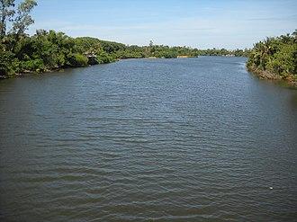 Tam Kỳ - Image: Sông Tam Kỳ, Quảng Nam