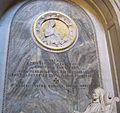 S. croce, tomba della contessa Sofia Zamoyska di Lorenzo Bartolini (1837-1844) 2.JPG