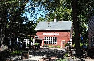 Saddle River Center Historic District - Image: SADDLE RIVER CENTER H.D., BERGEN COUNTY, NJ