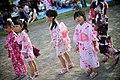 SAKURAKO - Bon Festival dance. (9433223407).jpg